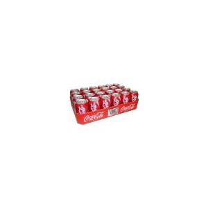 Pack canettes coca colas